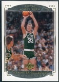 2000 Upper Deck Legends Master Collection #4 Larry Bird /200