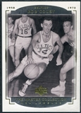 2000 Upper Deck Legends Master Collection #9 Bob Cousy /200