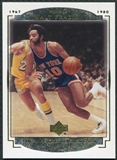 2000 Upper Deck Legends Master Collection #13 Walt Frazier /200