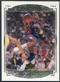 2000 Upper Deck Legends Master Collection #16 Isiah Thomas /200