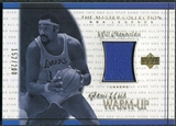 2000 Upper Deck Legends Master Collection Warm-Ups #WC1 Wilt Chamberlain /200