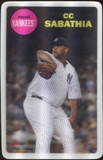 2012 Topps Archives 3-D #CS CC Sabathia