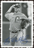 2012 Topps Archives Deckle Edge #1 Roy Halladay