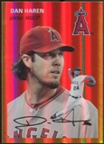 2012 Topps Archives Gold Foil #25 Dan Haren