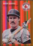 2012 Topps Archives Gold Foil #43 Wade Boggs