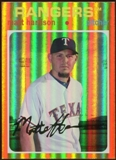 2012 Topps Archives Gold Foil #93 Matt Harrison