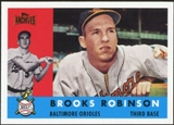 2012 Topps Archives Reprints #28 Brooks Robinson