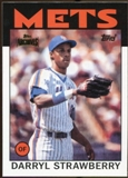 2012 Topps Archives Reprints #80 Darryl Strawberry