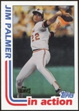 2012 Topps Archives Reprints #81 Jim Palmer