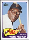 2012 Topps Archives Reprints #176 Willie McCovey