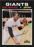 2012 Topps Archives Reprints #325 Juan Marichal