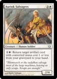 Magic the Gathering Fifth Dawn Single Auriok Salvagers FOIL