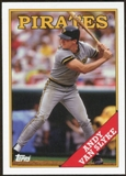 2012 Topps Archives #212 Andy Van Slyke SP