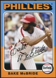 2012 Topps Archives #216 Bake McBride SP