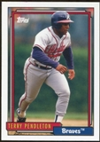 2012 Topps Archives #224 Terry Pendleton SP