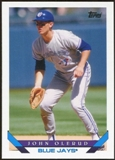 2012 Topps Archives #227 John Olerud SP