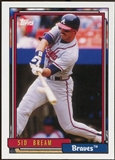 2012 Topps Archives #240 Sid Bream SP
