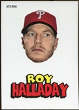 2012 Topps Archives Stickers #RHA Roy Halladay