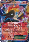 Pokemon Plasma Storm Single Moltres ex 14/135