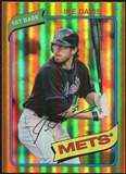 2012 Topps Archives Gold Foil #144 Ike Davis