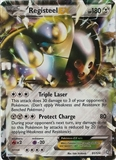 Pokemon Dragons Exalted Single Registeel ex 81/124