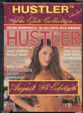 Hustler The Elite Collection Set August 1994 (1994 Active)