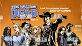 The Walking Dead Comic Book Set 2 Trading Cards Box (Cryptozoic 2013)