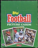 1991 Topps Football Rack Box