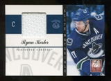 2011/12 Panini Elite Materials #50 Ryan Kesler