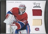 2011/12 Luxury Suite #29 Carey Price Jersey Stick