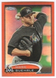2012 Topps Chrome Orange Refractors #216 Mark Buehrle