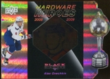 2010/11 Upper Deck Black Diamond Hardware Heroes #HHAO Alexander Ovechkin /100