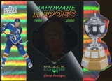 2010/11 Upper Deck Black Diamond Hardware Heroes #HHCP Chris Pronger /100
