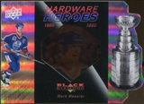 2010/11 Upper Deck Black Diamond Hardware Heroes #HHMM Mark Messier /100