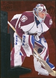 2010/11 Upper Deck Black Diamond Ruby #2 Craig Anderson 23/100