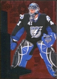 2010/11 Upper Deck Black Diamond Ruby #6 Mike Smith 43/100