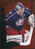 2010/11 Upper Deck Black Diamond Ruby #12 Steve Mason /100