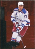 2010/11 Upper Deck Black Diamond Ruby #19 Brandon Dubinsky /100
