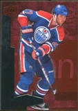 2010/11 Upper Deck Black Diamond Ruby #26 Dustin Penner /100