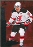 2010/11 Upper Deck Black Diamond Ruby #47 Jamie Langenbrunner /100