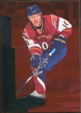 2010/11 Upper Deck Black Diamond Ruby #55 Bryan Little /100