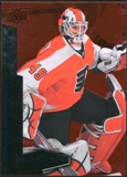 2010/11 Upper Deck Black Diamond Ruby #57 Michael Leighton /100