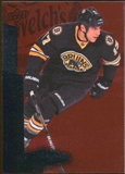 2010/11 Upper Deck Black Diamond Ruby #58 Milan Lucic /100