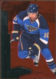 2010/11 Upper Deck Black Diamond Ruby #59 Andy McDonald /100