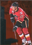 2010/11 Upper Deck Black Diamond Ruby #62 Rene Bourque /100