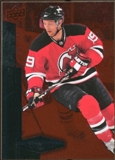 2010/11 Upper Deck Black Diamond Ruby #71 Travis Zajac /100