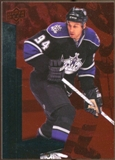 2010/11 Upper Deck Black Diamond Ruby #77 Ryan Smyth /100