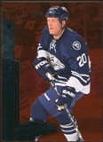 2010/11 Upper Deck Black Diamond Ruby #78 Ryan Suter /100