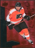 2010/11 Upper Deck Black Diamond Ruby #81 Scott Hartnell /100