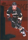 2010/11 Upper Deck Black Diamond Ruby #88 Saku Koivu /100